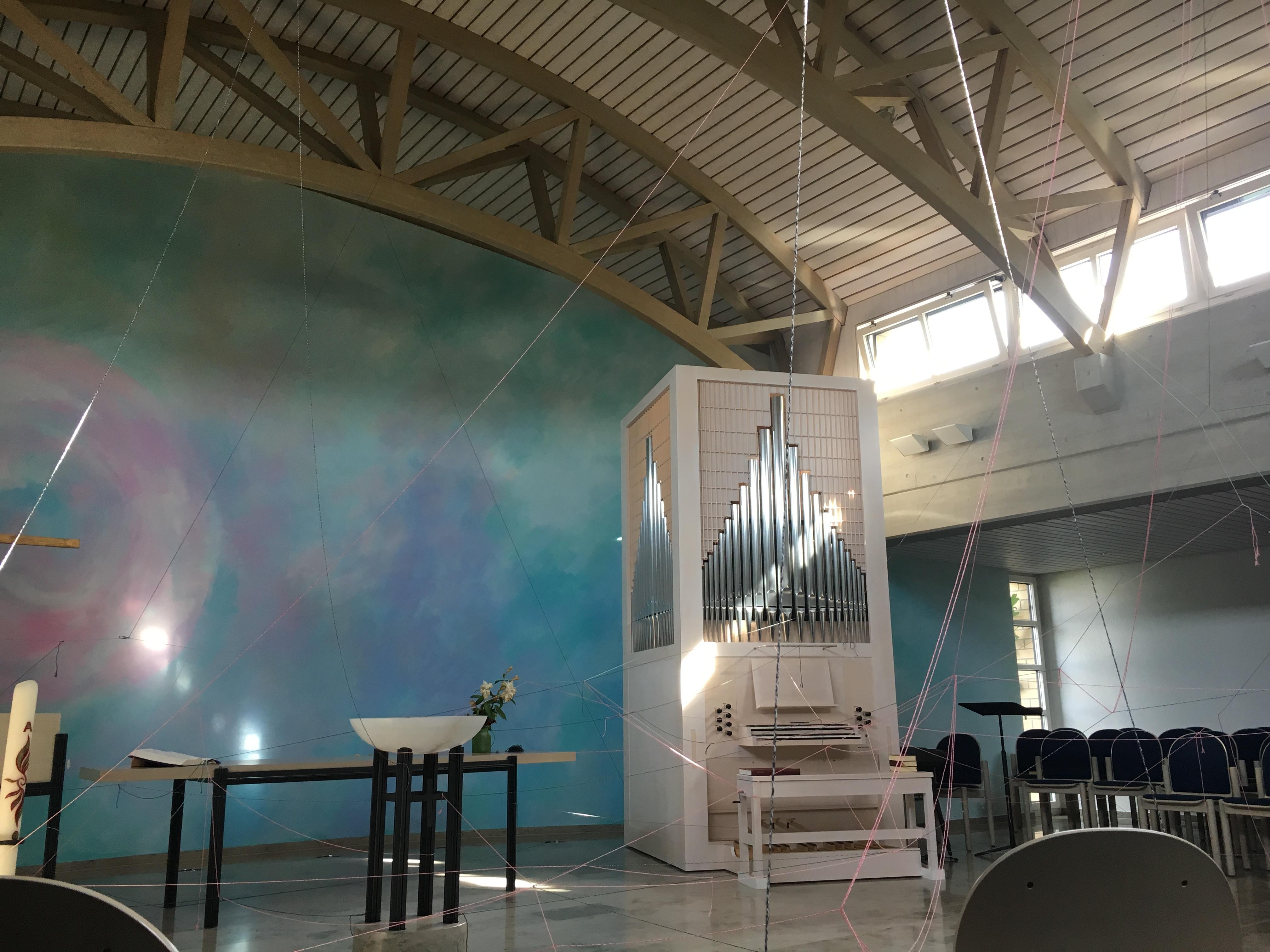 Verknüpfte Kirche Reformierte Kirche Stallikon Wettswil